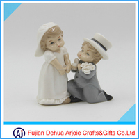 hot products couple porcelain figurine