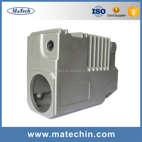 Aluminum Alloy Worm Speed Reducer Zf Marine Gearbox With OEM Service