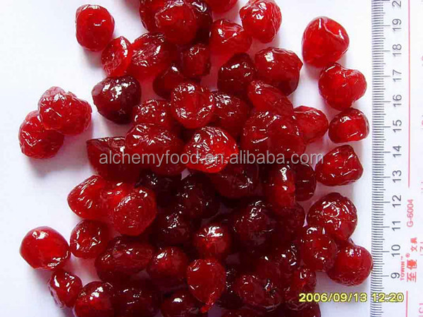 glace cherries dried cherry from direct factory
