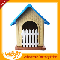 Hot selling pet dog products high quality dog house plastic