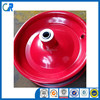 New product used in wheelbarrow wheel rim