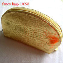 Fashion Thailand Designer Crocodile Cosmetic Bag