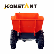 Self-loading Mini dumper 250kg Micro Dumper with Flat Bed