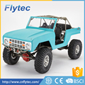 TFL Hobby Bronco C1508 1 / 10 2.4G 4WD 45T Climbing RC Car No Coating Without Motor 540