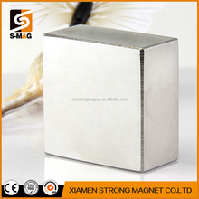 Steel price per ton micro cube neodymium magnet for washing machine motor