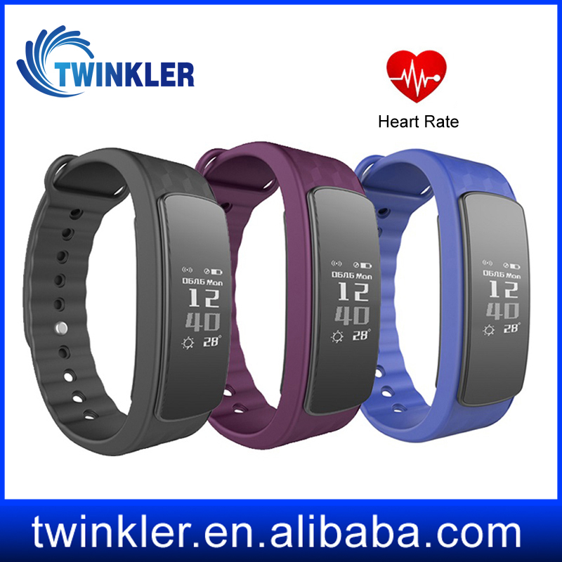 Newest Fashion Bracelet Wrist heart rate monitor Sports Watch Waterproof Touch Digital LED Watch Wrist Watch