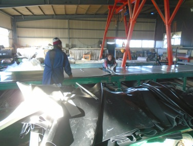 Inspecting (Rubber Products)