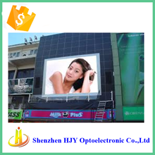 P10 outdoor led display vivid video