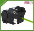 Tactical compact green dot laser pistol sight for glock