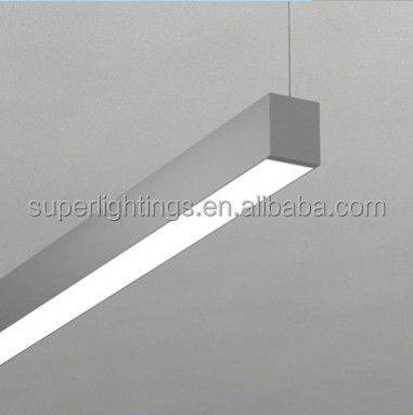 Commercial Indoor Suspended Led Linear Pendant Light Buy Led