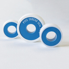 High temperature resistant PTFE thread seal tape