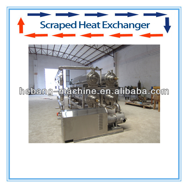 OEM SSHE home heat exchanger