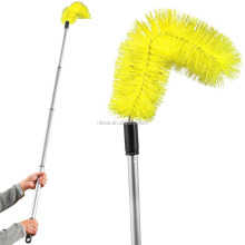 Flexible Telescopic Long Handle Gutter Cleaning Brush