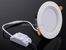 Fire Rated Fixed LED Downlight IP54 Aluminum Housing+PC cover 22W 8 inch