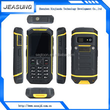 IP68 Wholesale Dual Sim Big Battery best outdoor cell phone , brand name cell phone