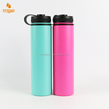 High quality 24oz food Grade Stainless Steel Day Days Vacuum Flask Keeps Drink Hot and Cold For 24 Hours F-10-22