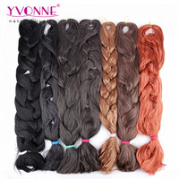 Large Stock Different Types Of Synthetic Hair Crochet Braids Twist Crochet Braid Hair