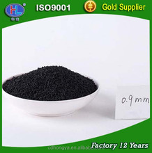 Exdruded Cylindrical pellets Bituminous Coal activated carbon with ISO