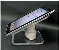 alibaba china supplier anti lost alarm magnetic tablet holder samsung tab acrylic stand