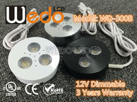UL LIST 12V dimmable puck lights home depot