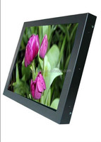 "10.4"" SAW Touch Open Frame Monitor/ Chassis (Closed) Frame/ Panel Mount/ 800x600/ RGB/ DVI/ DC12V"