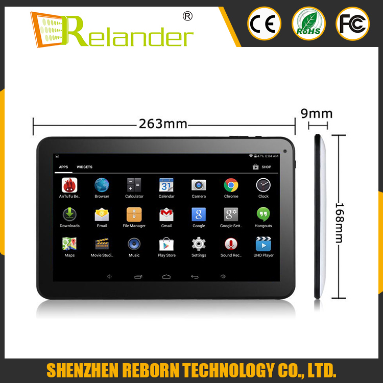 tablet pc download google play store 10 inch android 4.4 1GB RAM 16GB ROM