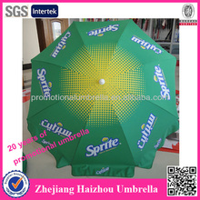 2015 new design beach sun umbrella