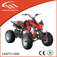 outdoor sports150cc gy6 atv with strong horsepower all sale in the oversea market
