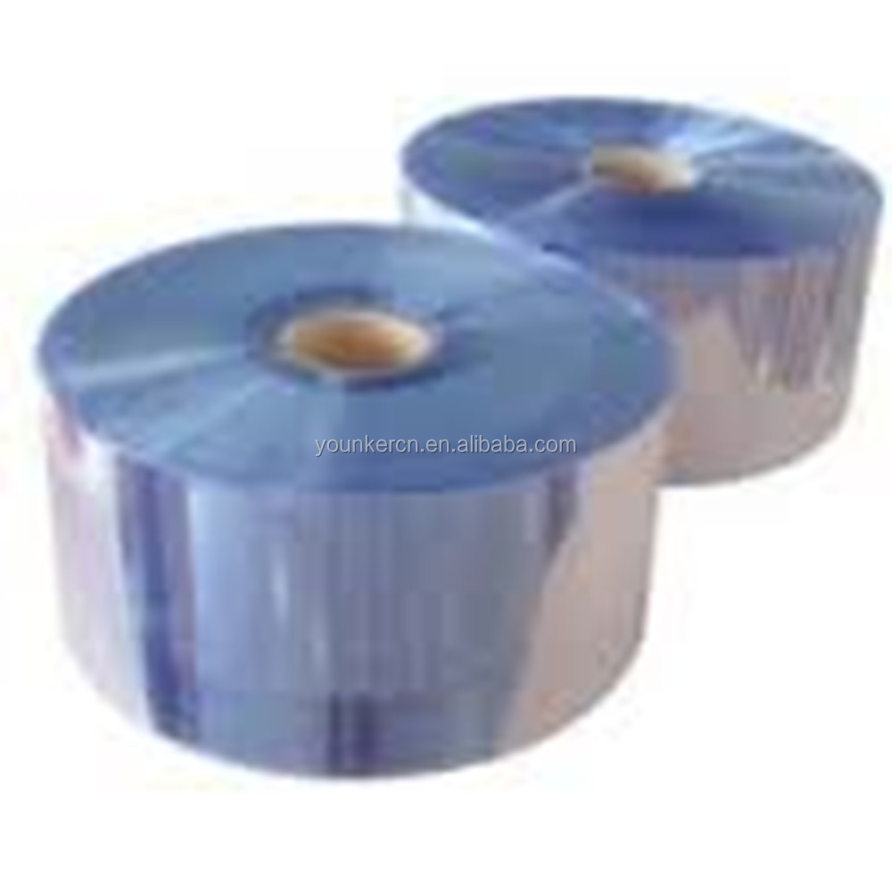 White Rigid Pvc Sheet Plastic Roll Film
