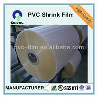Alibaba wholesale clear heat shrink plastic film
