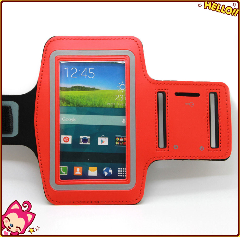 Wholesale Sport Cycling Gym Armband With Strap Phone Cover For samsung s3
