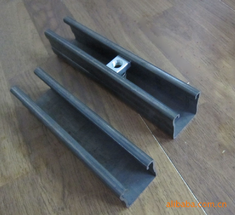 Galvanized steel c channel standard sizes for sale