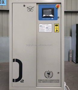 Energy conservation 6 tower oxygen generator for hospital