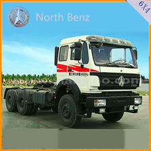 all types of tractors 10 wheeler beiben NG80 cab tractor trucks