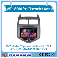 chevrolet aveo car radio navigation system comes with multimedia player plus mp3 player with bluetooth wifi builtin languages