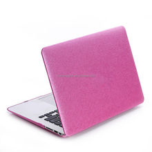professional manufacturer for macbook pro leather case, for mac book air pro case in china