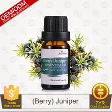 100% Pure Plants Extracts Juniper Essential Oil OEM/ODM Professional Supplier