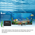 Newest factory price KM8P Android 7.0 TV Box Amlogic S912 4K Android 7 Media Player tv box KM8P accept android ktv player