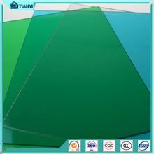 Customized Polycarbonate Solid Rolled Sheet Easy For Transportation