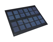 Good Quality PET Laminated 6V 365mA Solar Panles 140x180mm with CE ROHS
