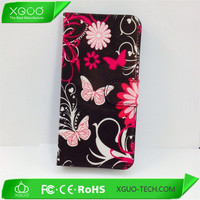 pu pouch pocket case for htc one 2 m8