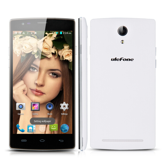 5.5 Inch MTK6732 1.5GHz Quad Core Android 4.4 2GB RAM+16GB ROM 4G LTE Smartphone ULEFONE BE PRO
