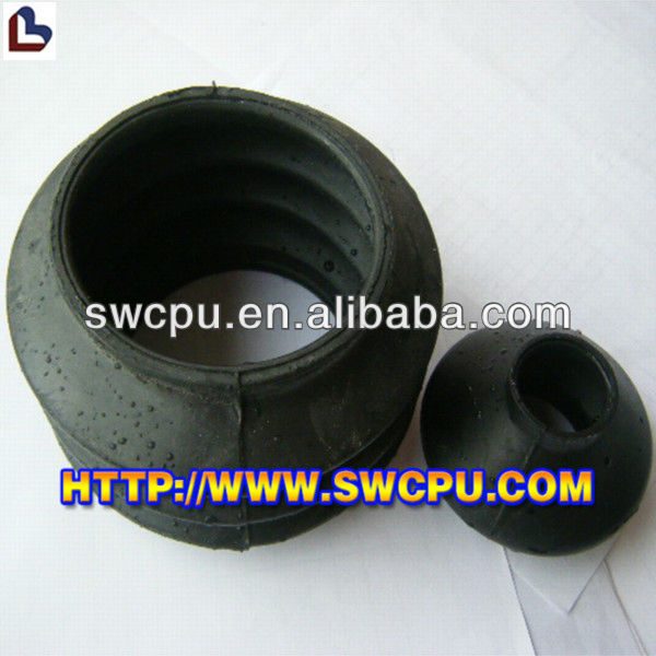 Water resistant rubber sleeve/bushing