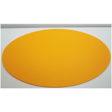 High Quality Customized Oval Placemat