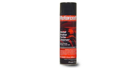 Motorcraft Metals Brake Part Cleaner