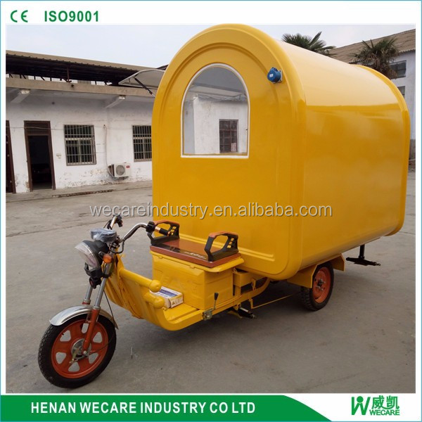 Ice Cream Tricycle Three Wheel Motorcycle China Tricycle FOOD TRUCK