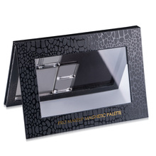 Wholesale Eyeshadow Palette Beauty Makeup Tools Cosmetic Empty Box with Magnet