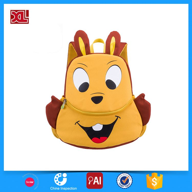Factory Popular cartoon exquisite cheap bag target school bags
