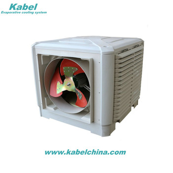 window type inverter air conditioner air cooler with LCD controller evaporative air cooler