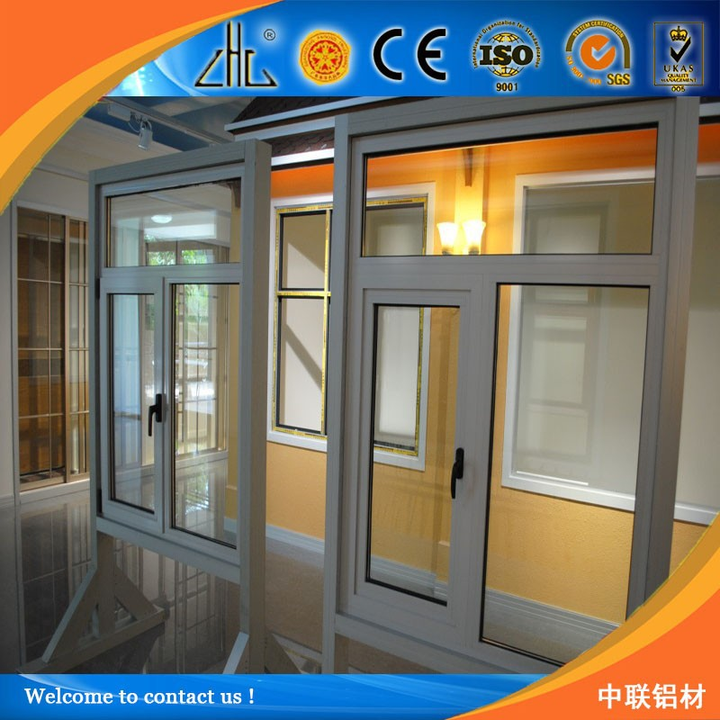 Top 10 window manufacturers aluminium top hung window and door / Awning Window Opening Outward powder coated
